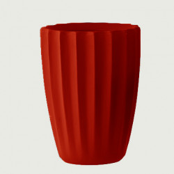 Grand Pot Star, Slide Design rouge