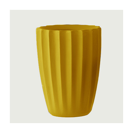 Grand Pot Star, Slide Design jaune