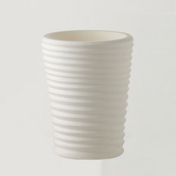 S-Pot, Slide Design blanc Petit modèle