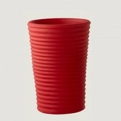 S-Pot, Slide Design rouge Petit modèle
