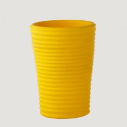 S-Pot, Slide Design jaune Petit modèle