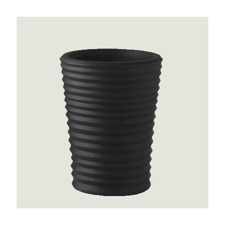 S-Pot, Slide Design noir Grand modèle