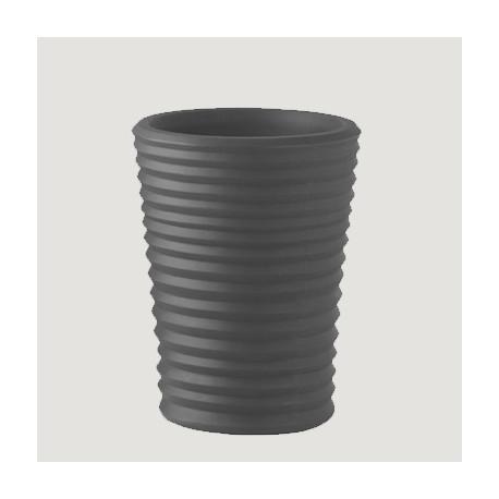 S-Pot, Slide Design gris Grand modèle
