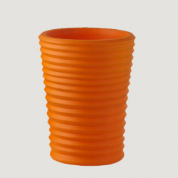 S-Pot, Slide Design orange Grand modèle