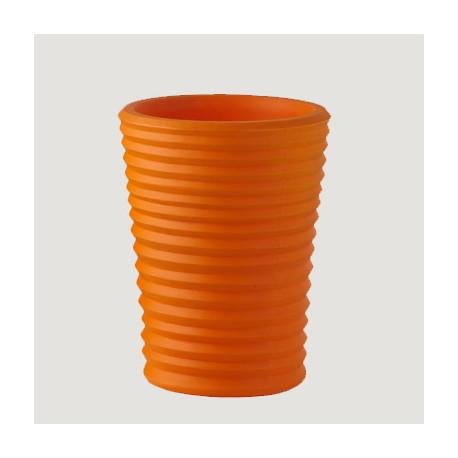S-Pot, Slide Design orange Grand modèle
