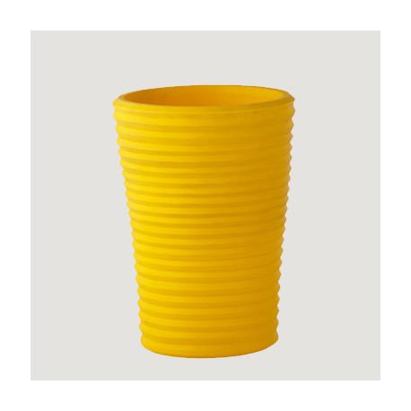S-Pot, Slide Design jaune Grand modèle