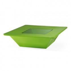 Pot Bench, Slide Design vert Petit modèle