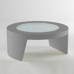 Table basse Tao, Slide Design gris