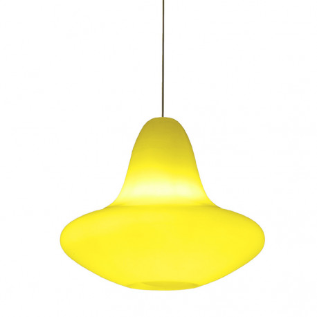 Suspension Sunday, Slide Design jaune