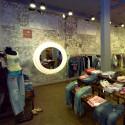 Miroir lumineux Gio Specchio, Slide Design blanc