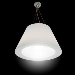 Suspension BLN, Slide Design blanc Grand modèle