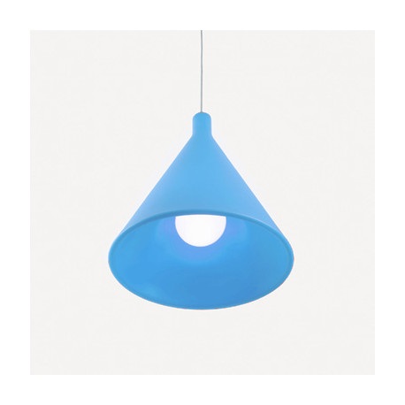 Suspension Juxt, Slide Design bleu