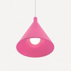 Suspension Juxt, Slide Design rose