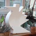 Lampe à poser Here, Slide Design blanc
