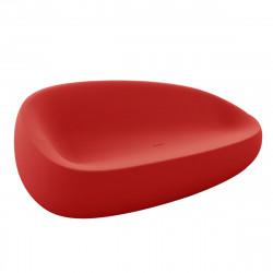Canapé Stone, Vondom rouge