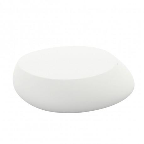Table basse Stone, Vondom blanc