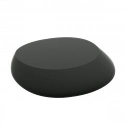 Table basse Stone, Vondom anthracite