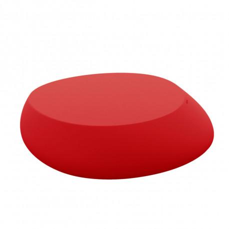 Table basse Stone, Vondom rouge