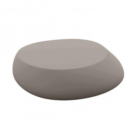 Table basse Stone, Vondom taupe