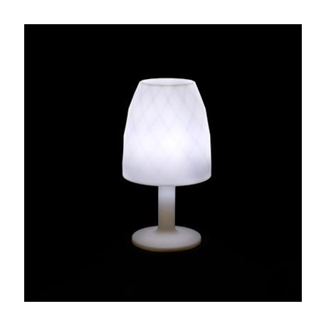 Lampe Vases H70 cm, Vondom blanc