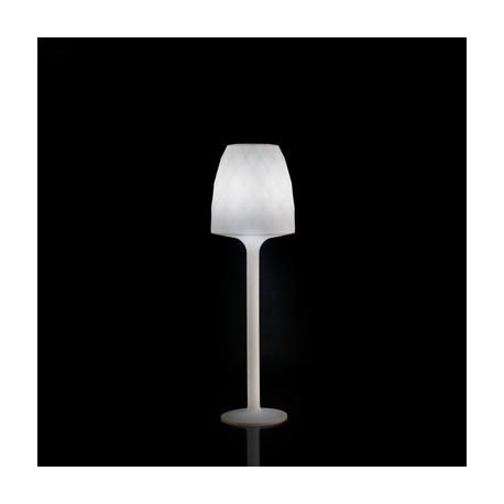 Lampadaire Vases H180 cm, Vondom blanc