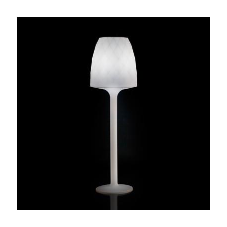 Lampadaire Vases H220 cm, Vondom blanc