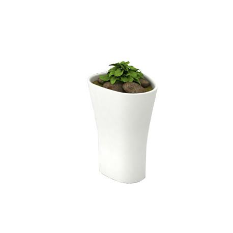 Pot Bones H 70 cm, Vondom blanc