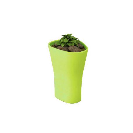 Pot Bones H 70 cm, Vondom pistache