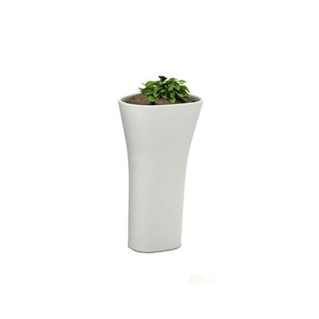 Pot Bones H 100 cm, Vondom blanc