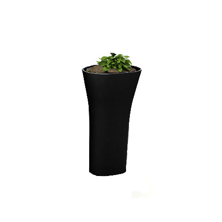 Pot Bones H 100 cm, Vondom noir