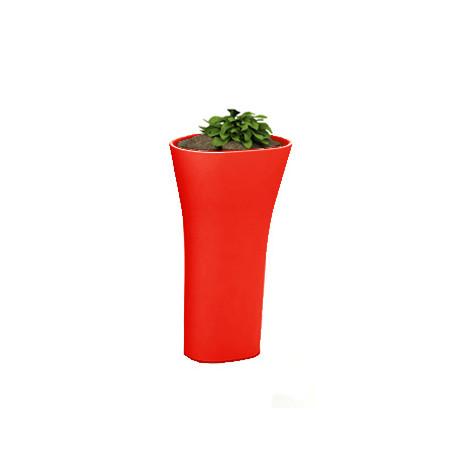 Pot Bones H 100 cm, Vondom rouge