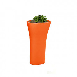 Pot Bones H 100 cm, Vondom orange