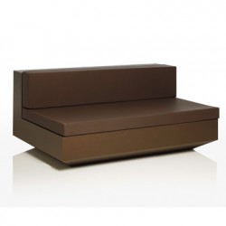 Module central XL Vela, Vondom bronze