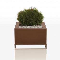 Jardinière Vela H 40 cm, Vondom bronze