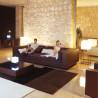 Canapé lounge Vela, Vondom bronze