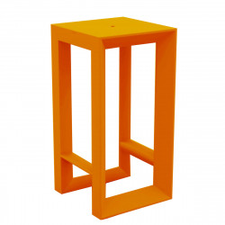 Tabouret de bar Frame, Vondom orange