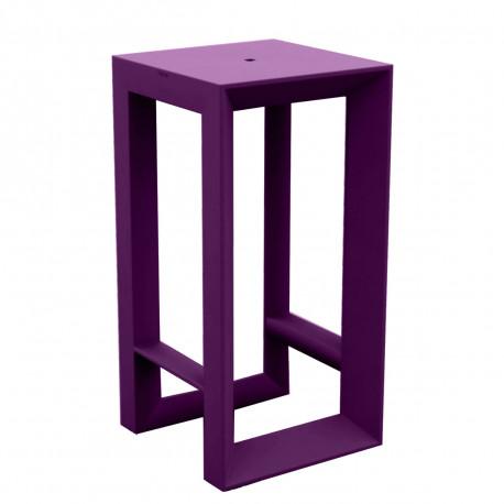 Tabouret de bar Frame, Vondom violet