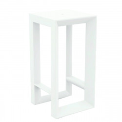 Table haute Frame, Vondom blanc