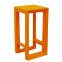 Table haute Frame, Vondom orange
