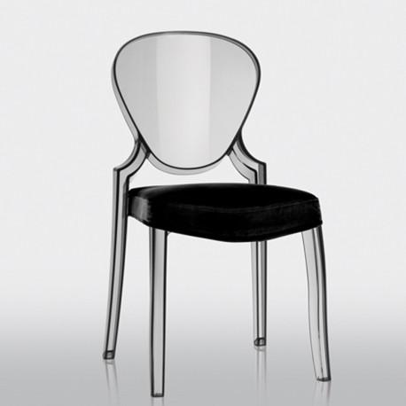 coussins pour chaises x coussins de chaise polyester pour chaise dossier haut orange with. Black Bedroom Furniture Sets. Home Design Ideas
