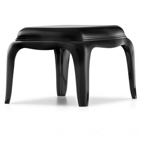 Table basse Pasha 661, Pedrali noir