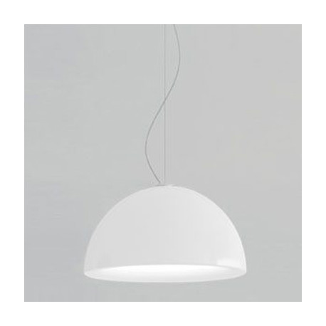 Suspension L002S/BA, Pedrali blanc / blanc