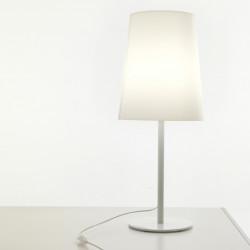 Lampe à poser L001TA, Pedrali blanc
