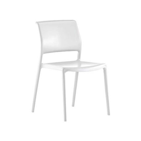 Chaise Ara 310, Pedrali blanc