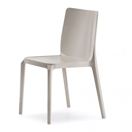 Blitz 640 chaise, Pedrali sable