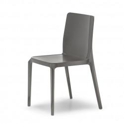 Blitz 640 chaise, Pedrali gris