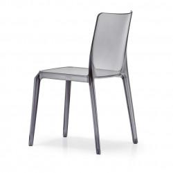 Blitz 640 chaise, Pedrali fumé