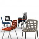 Koi-Booki 370 chaise, Pedrali sable