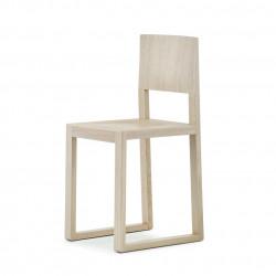 Brera 380 chaise, Pedrali chêne clair