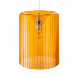 Suspension Roxanne, Koziol orange transparent